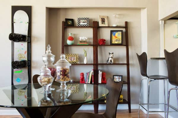 dining room, small space ideas