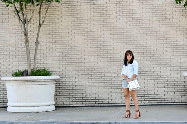Chambray and Lace 3