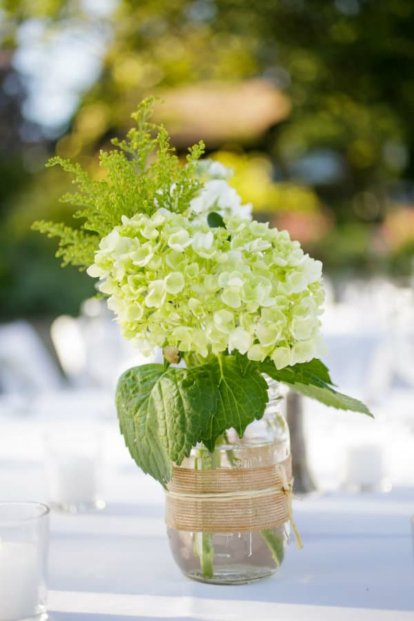 Rustic centerpieces for an event my style vita