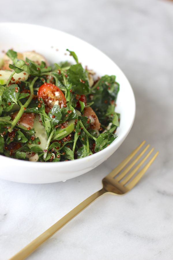 Easy Mediterranean Salad Recipe My Style Vita