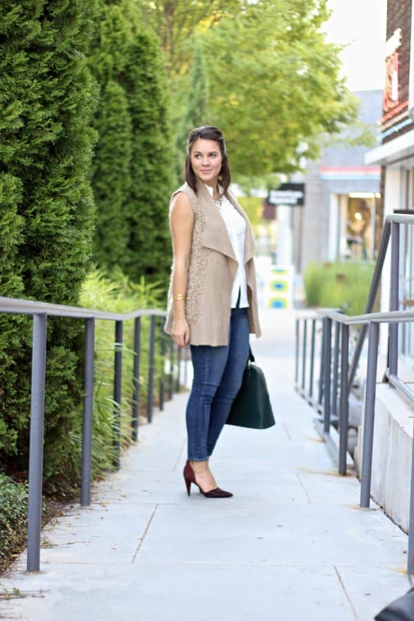 Fall layering with @mystylevita - @solesociety @nordstrom