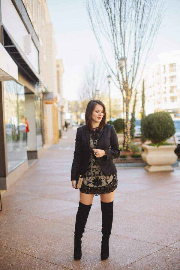 Free People Sequined Dress 3