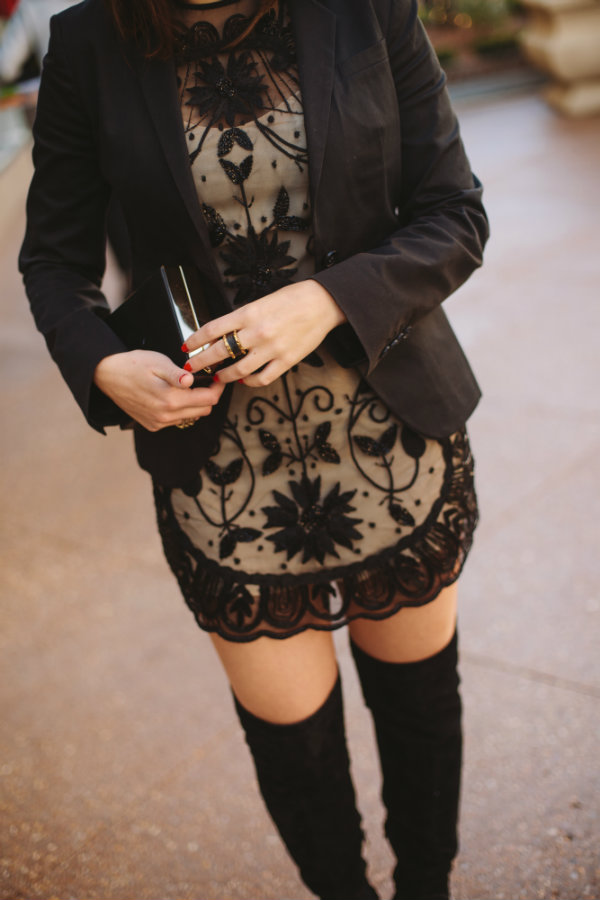 Free People Sequined Dress 8