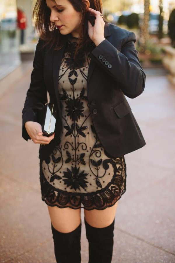 Free People Sequined Dress 9