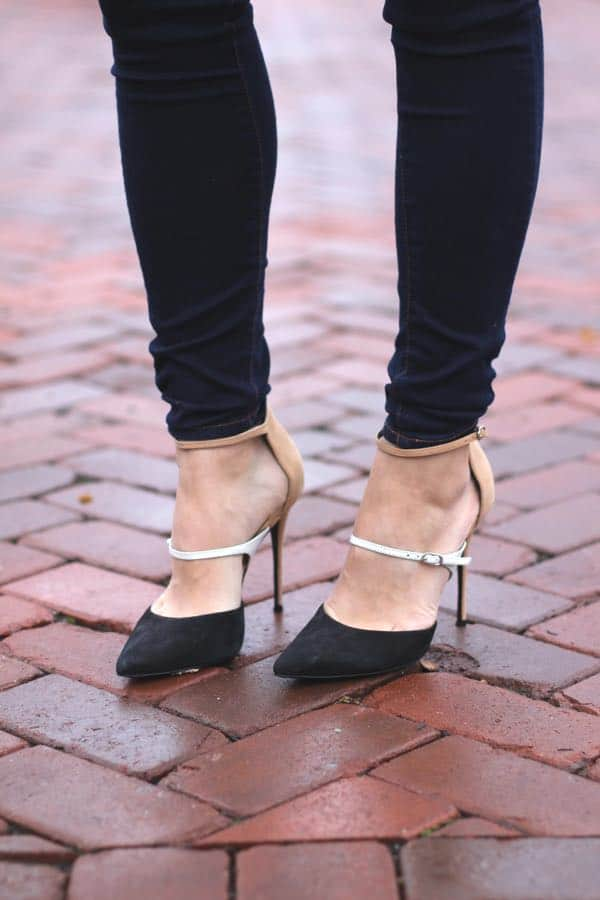 Schutz Quirada Two Strap Pumps via @mystylevita