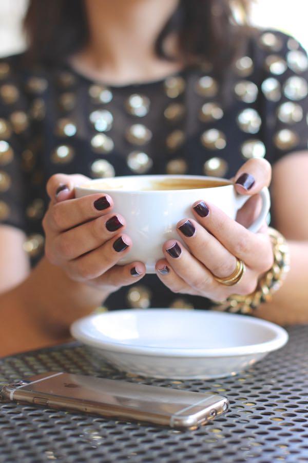 coffee and sequins via @mystylevita