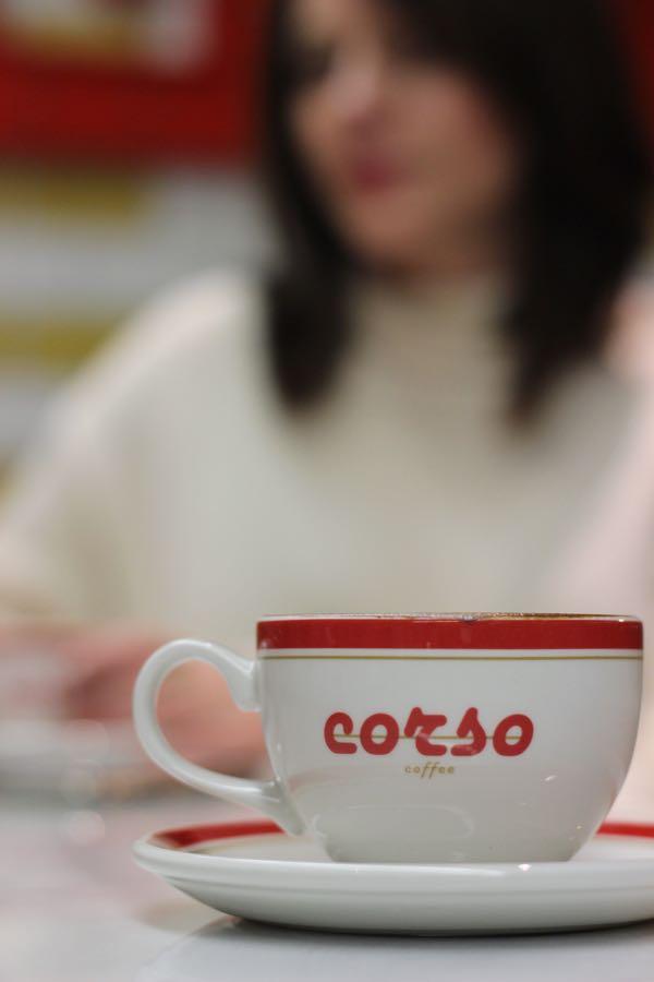 corso coffee cappuccino via @mystylevita