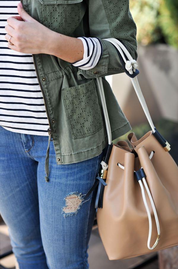 spring closet essentials,spring casual outfit via @mystylevita