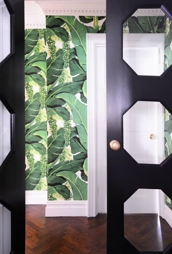 Banana Leaf Print Decor For The Home