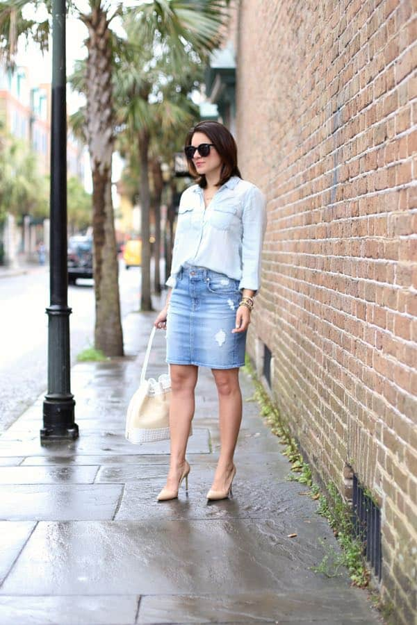 how to wear a canadian tuxedo, canadian tuxedo via @mystylevita