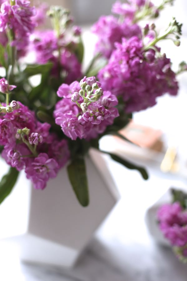 floral arrangement via @mystylevita