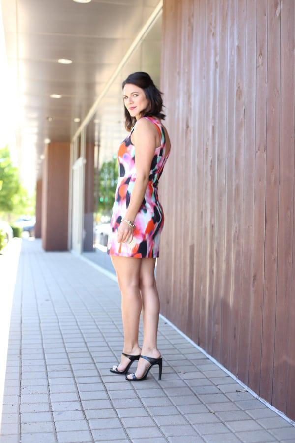 French Connection Dress via @Mystylevita - 1 (2)