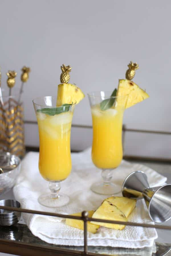Pinnacle Pineapple Cocktail Recipe 1