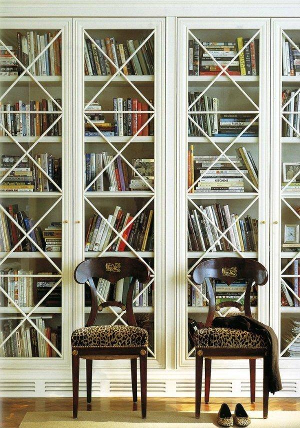 Bookshelves for the home - Inbuilt bookshelves ...