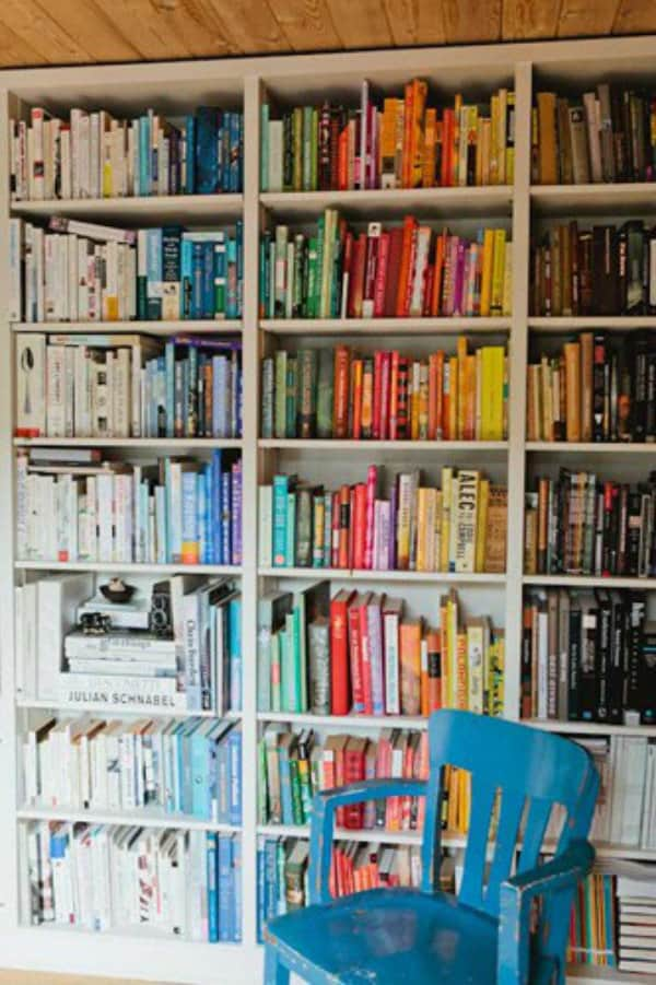 bookshelf inspiration bookshelf inspiration for the home bookshelf inspo colorful  bookshelf