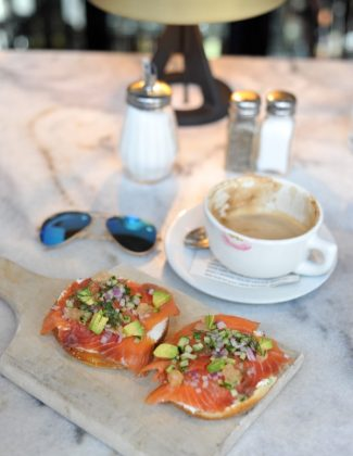 The General Muir Restaurant at emory point shopping atlanta via @mystylevita