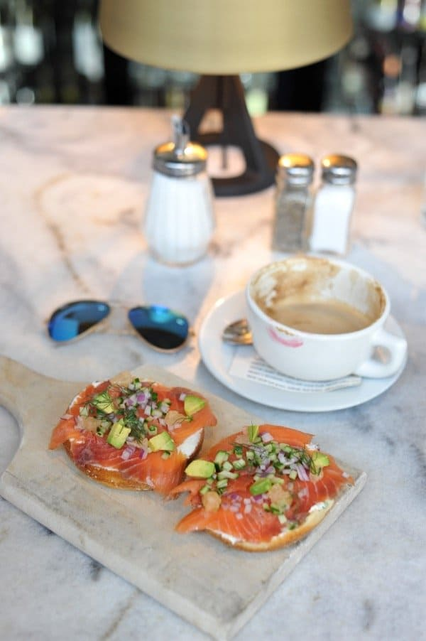 The General Muir Restaurant at emory point shopping atlanta via @mystylevita