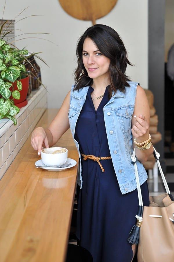 The General Muir restaurant emory point shopping atlanta via @mystylevita