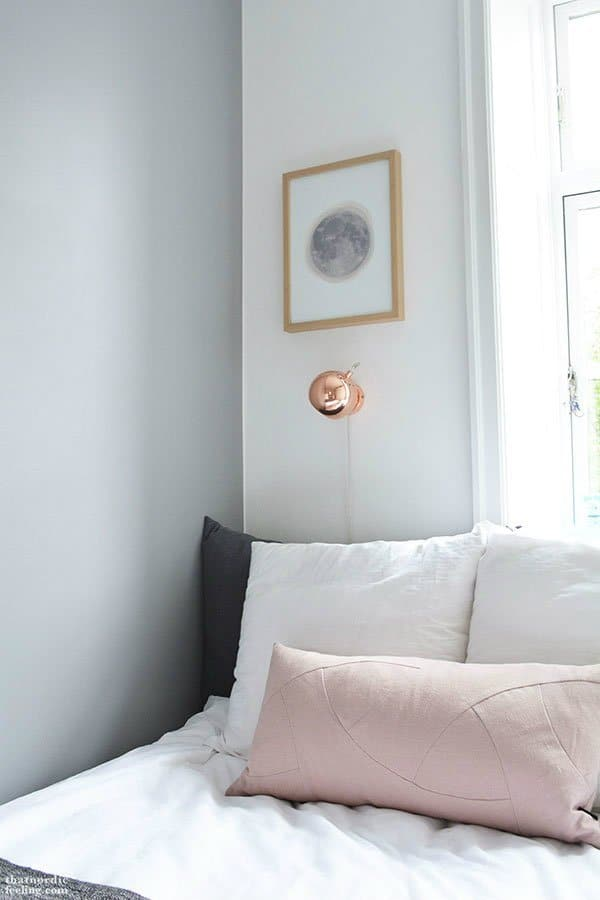 Minimalist bedroom inspiration my style vita for Minimalist single bedroom
