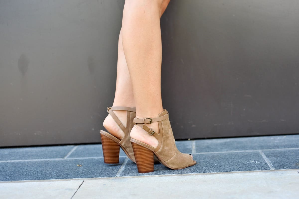 Joes Jeans booties for fall via @mystylevita sole society shoes, transitioning into fall