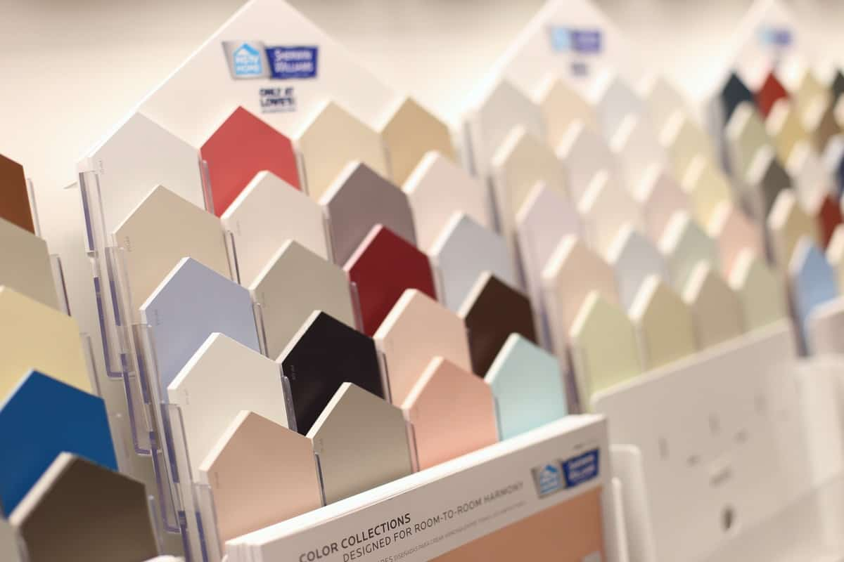 lowe's sherwin williams by hgtv paint collection - 1