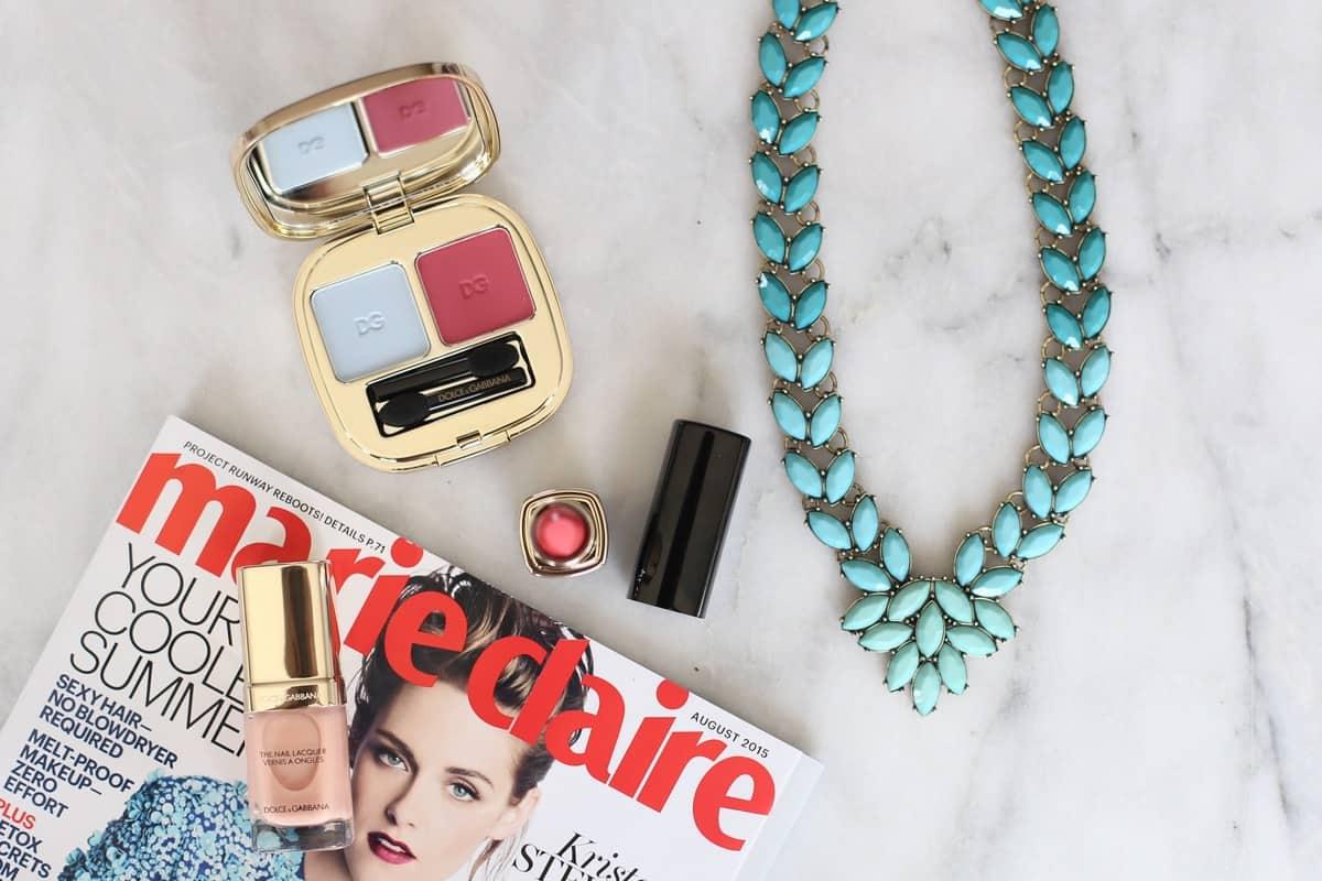dolce and gabbana makeup via @mystylevita
