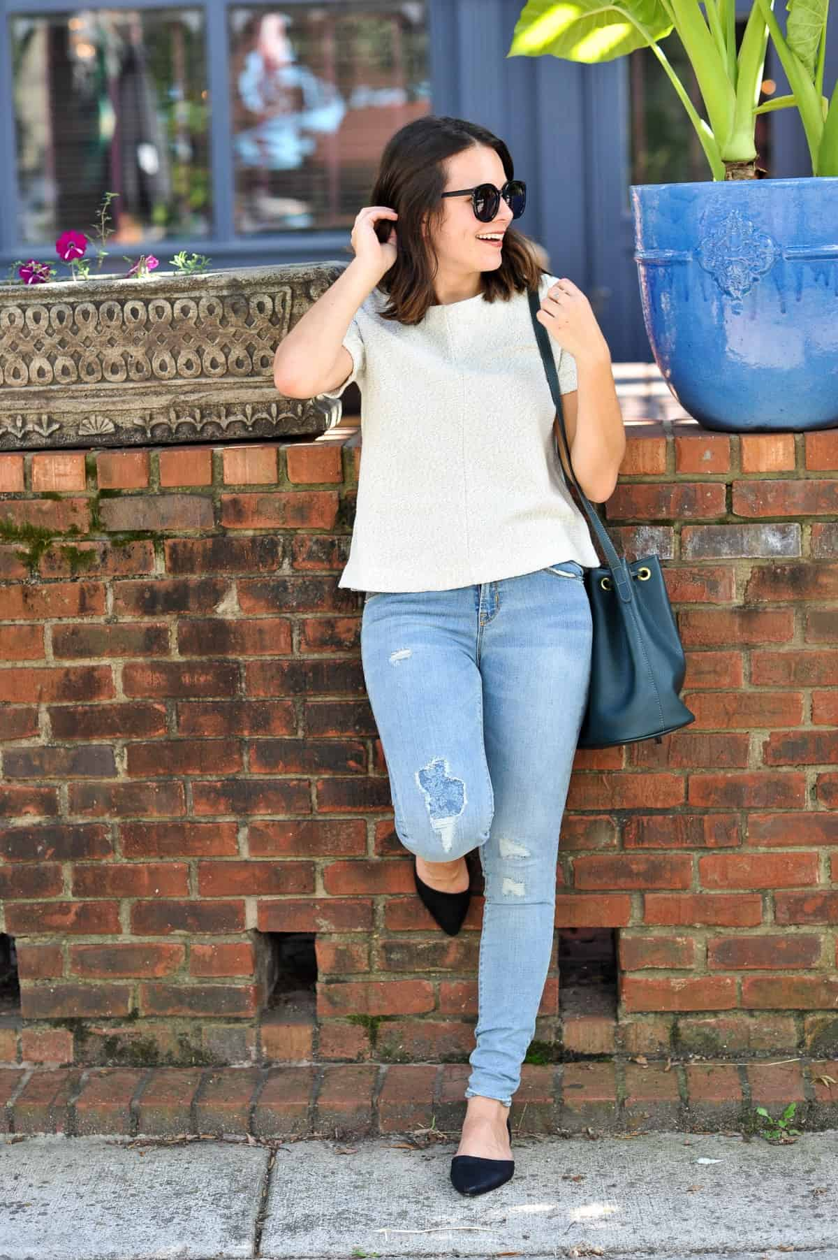 How To Style Old Navy Jeans