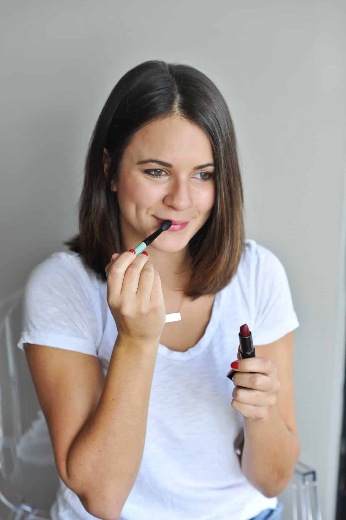 mary kay lipstick, how to wear 1 lipstick 3 ways via @mystylevita [My Style Vita]