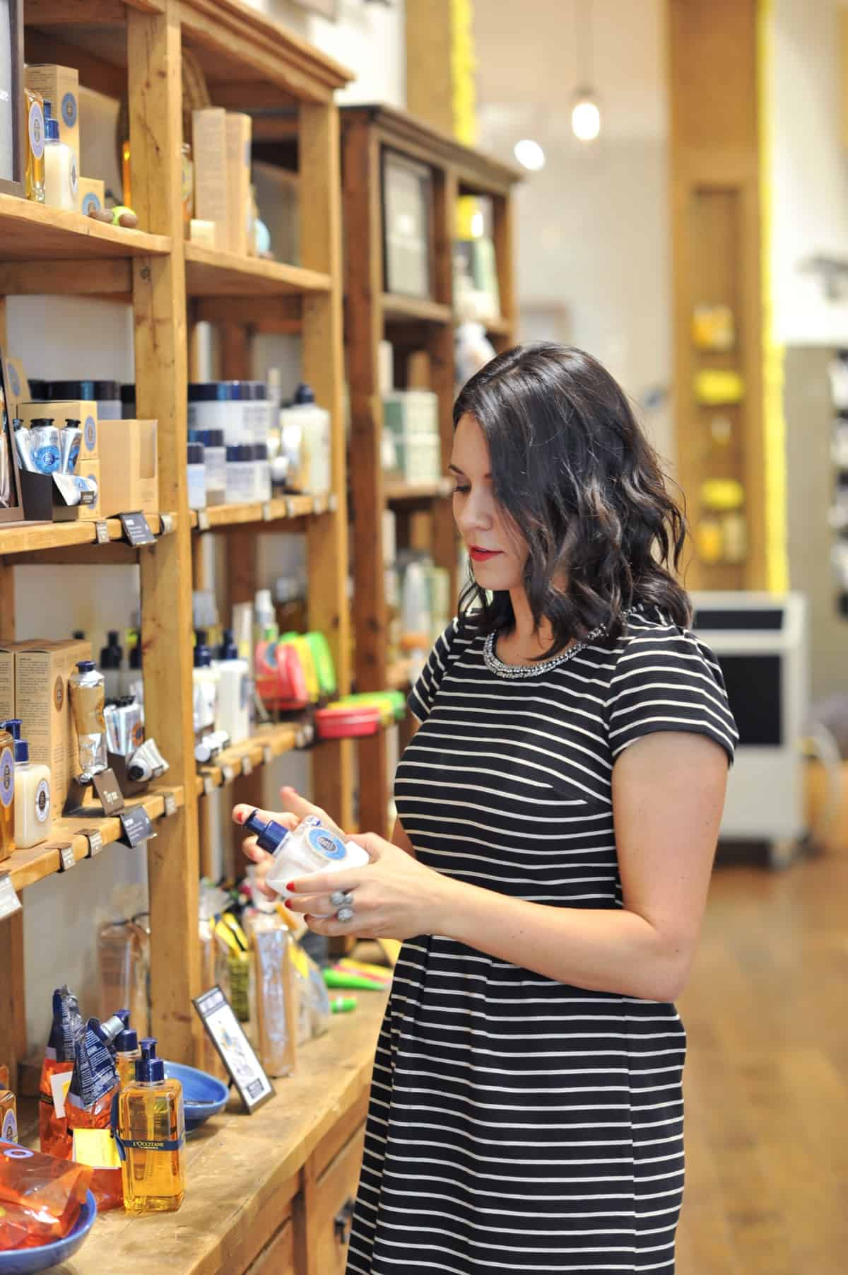 Loccitane, french inspired shops in Atlanta - My Style Vita @mystylevita