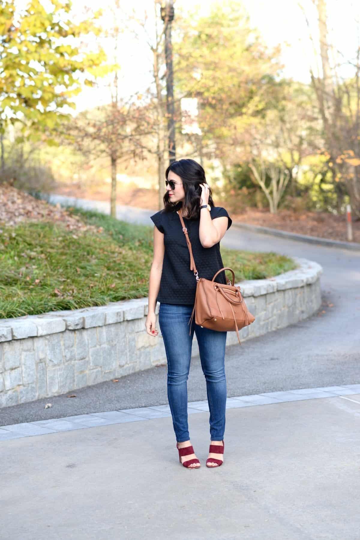 dl1961 jeans, madewell brenda covered sandal - @mystylevita