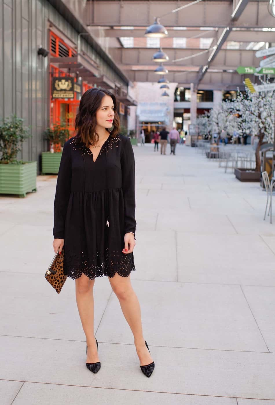French Connection Tunic Dress - @mystylevita