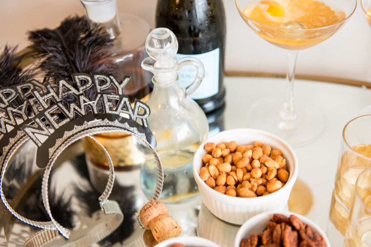 How To Entertain At Home For New Years Eve - My Style Vita