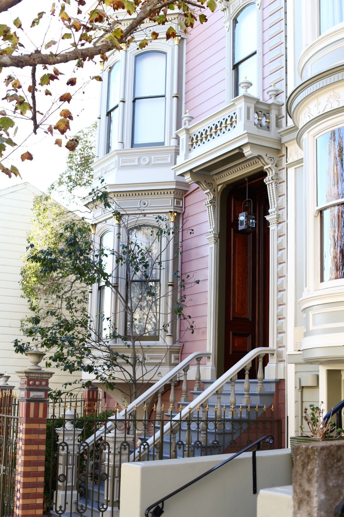 San Francisco Houses - things to do in San Francisco - @mystylevita - 1