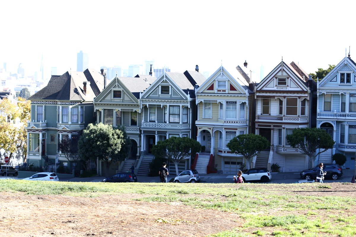 San Francisco Painted Ladies - things to do in San Francisco - @mystylevita - 1