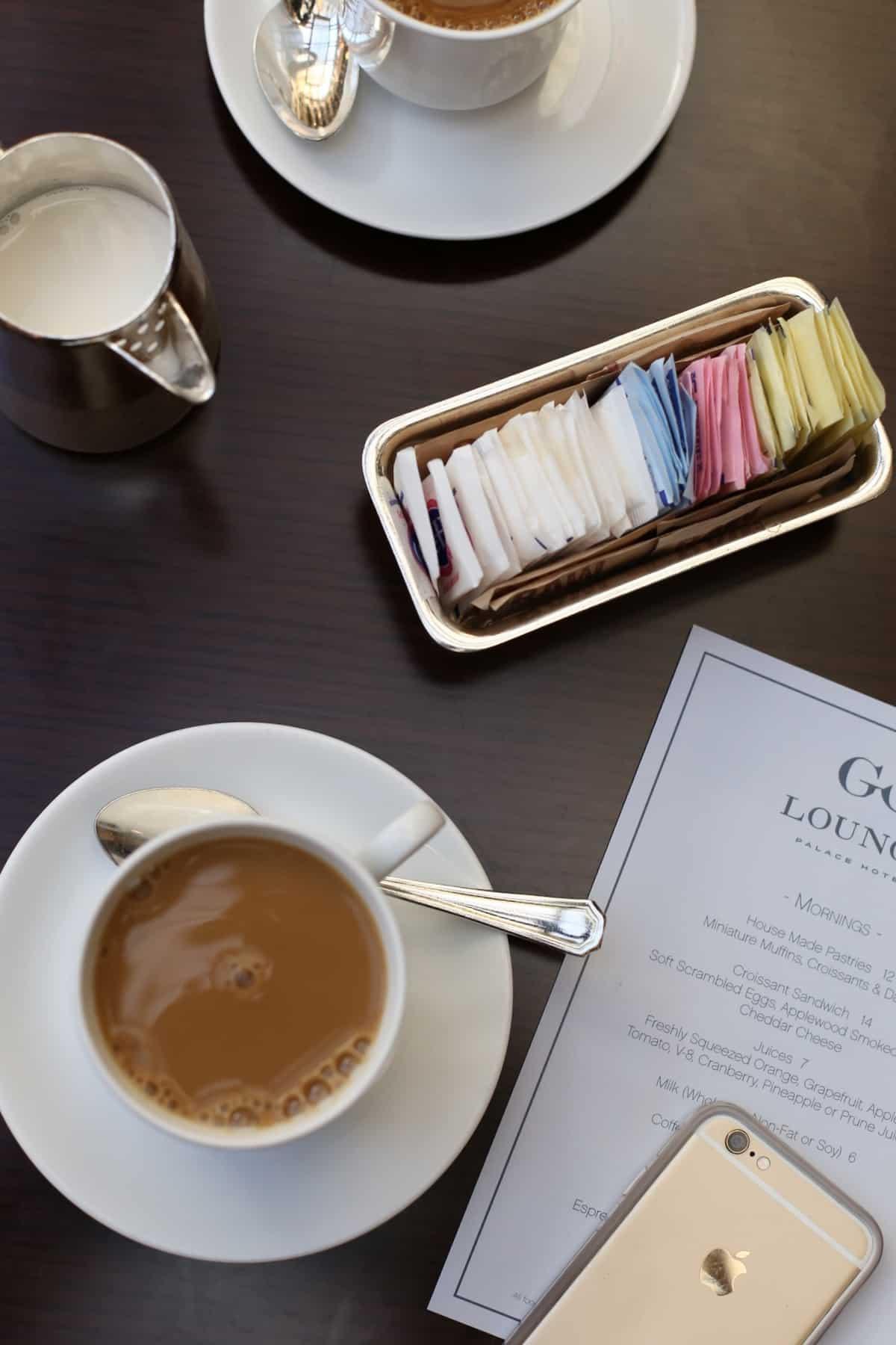 San Francisco Palace Hotel Review - @mystylevita