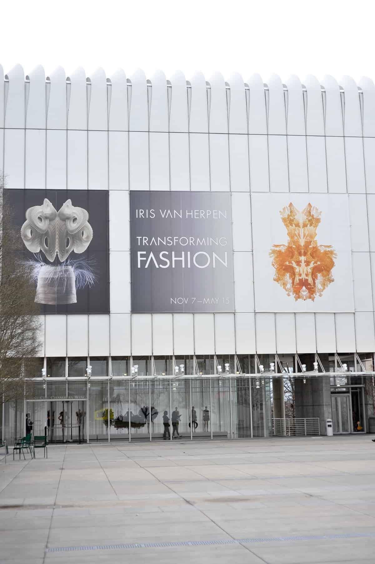 high museum of art iris van herpen - @mystylevita - 1