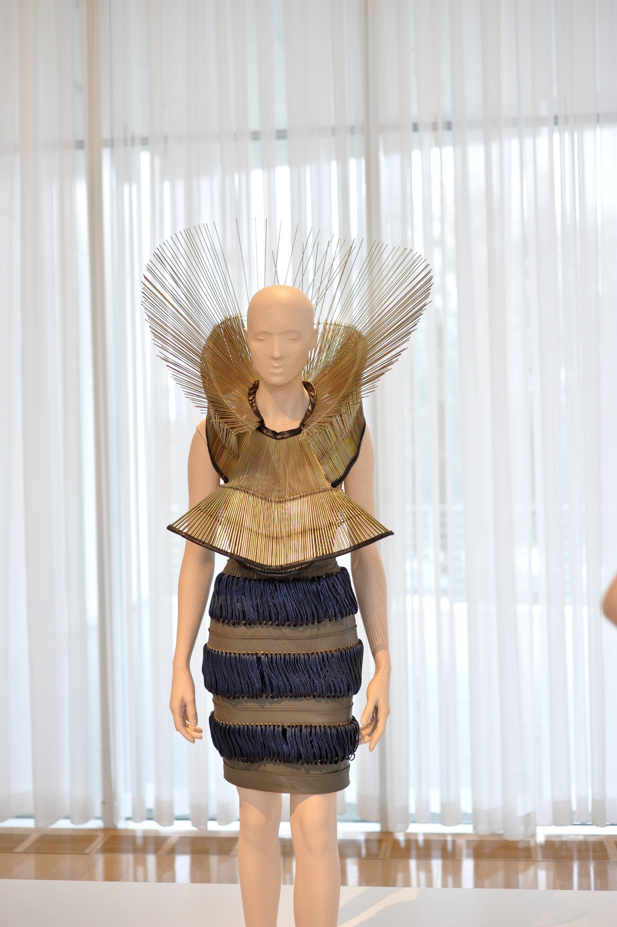 high museum of art iris van herpen - @mystylevita - 12