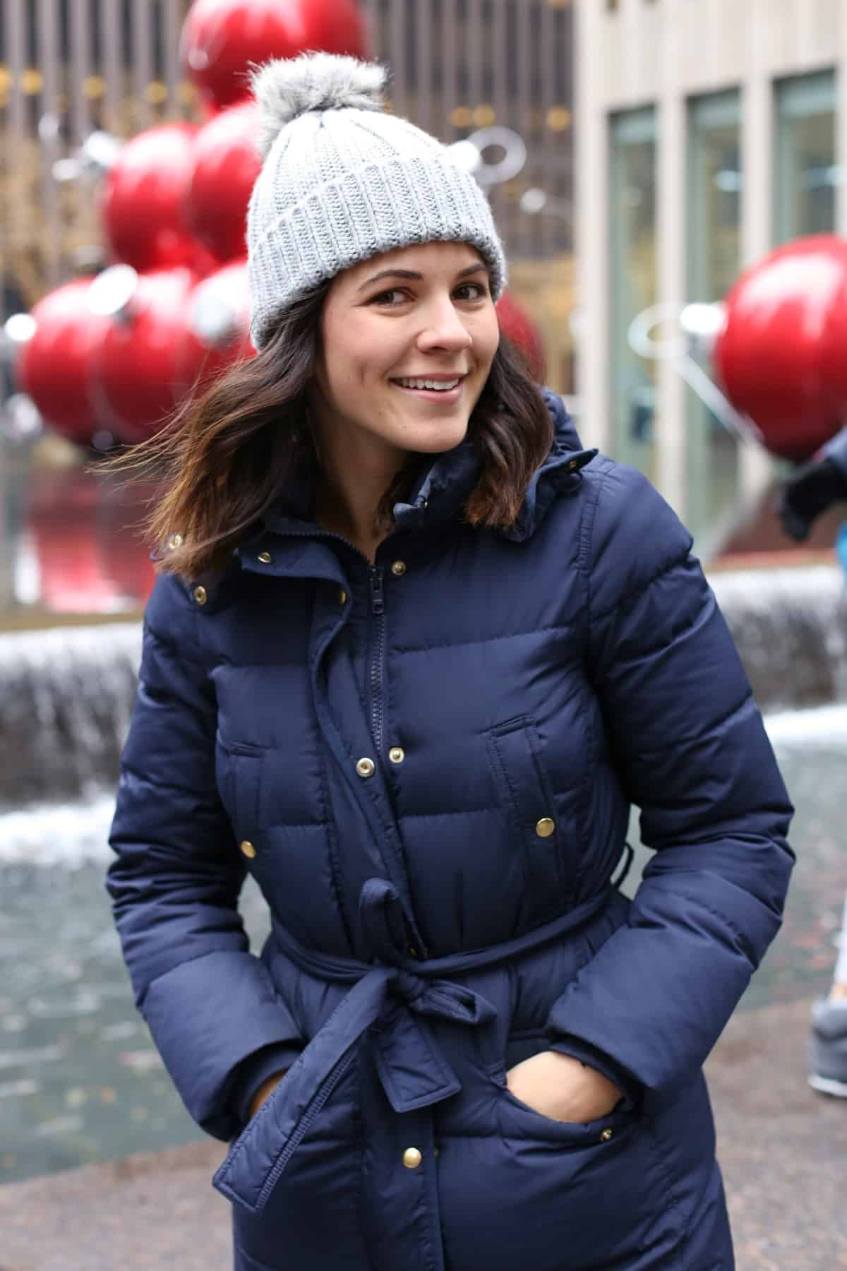 how to dress for NYC winter - @Mystylevita