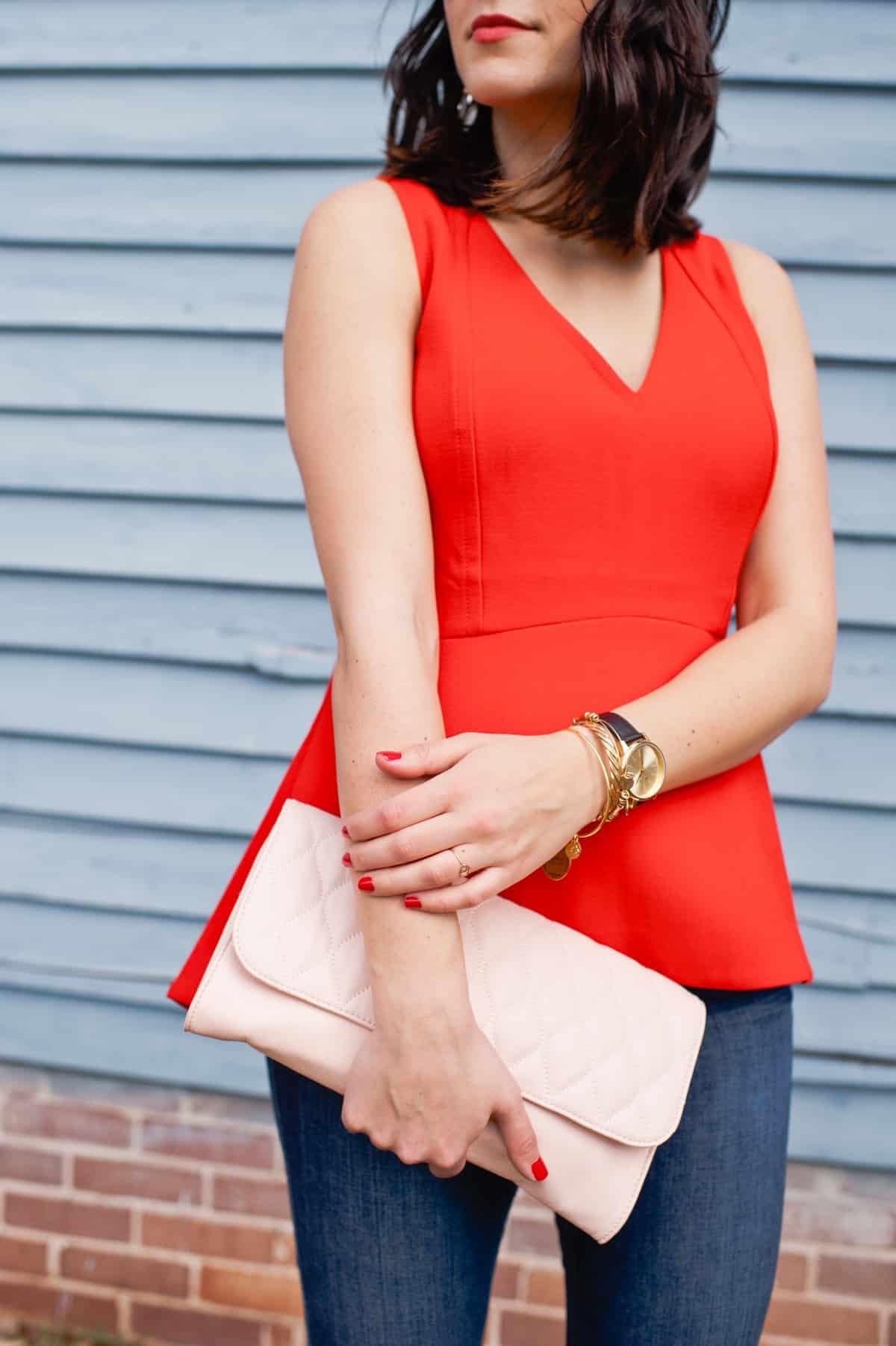 Valentine's Day outfit inspiration - @mystylevita