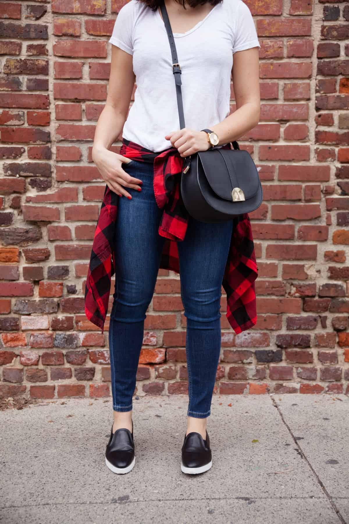 buffalo plaid outfit ideas - @mystylevita - 1 (3)