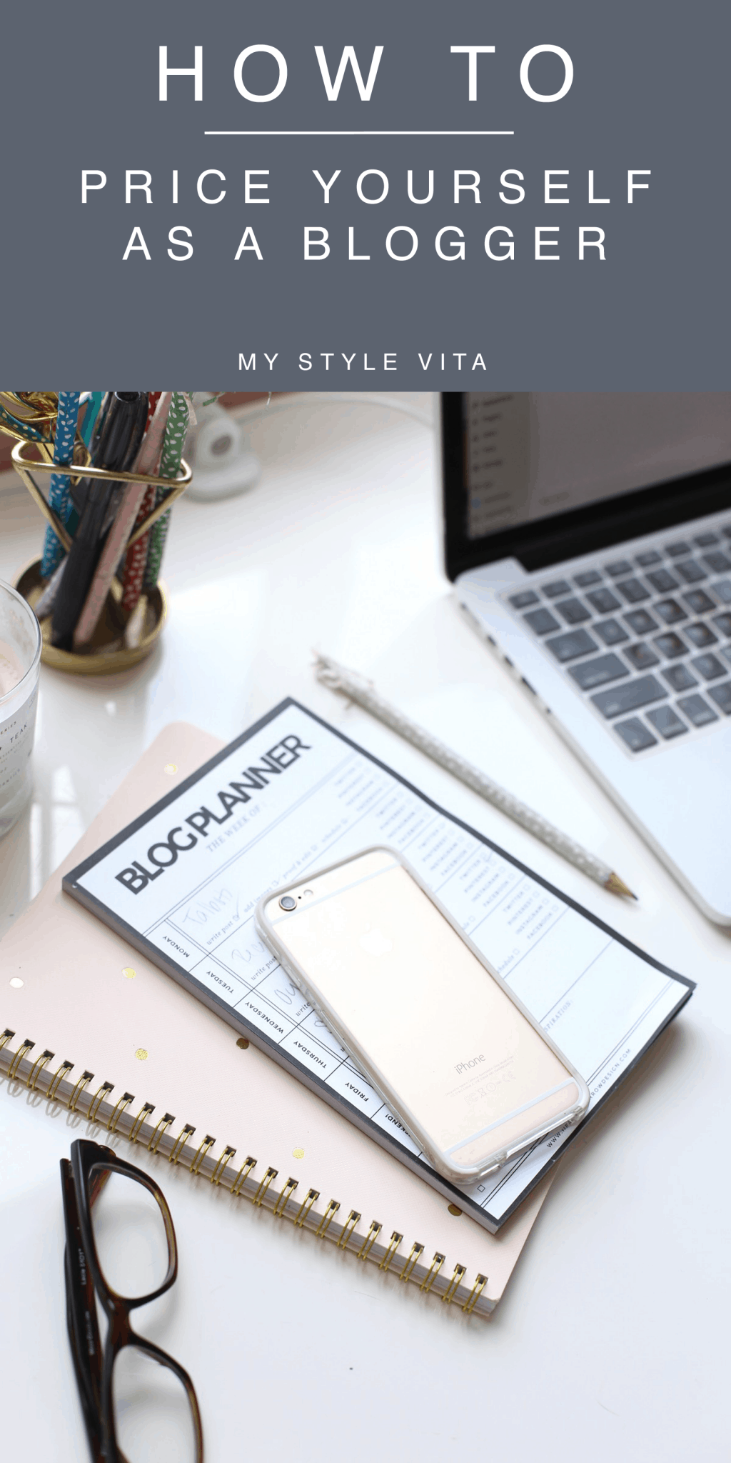 how to price yourself as a blogger, how to price your freelance business - @mystylevita