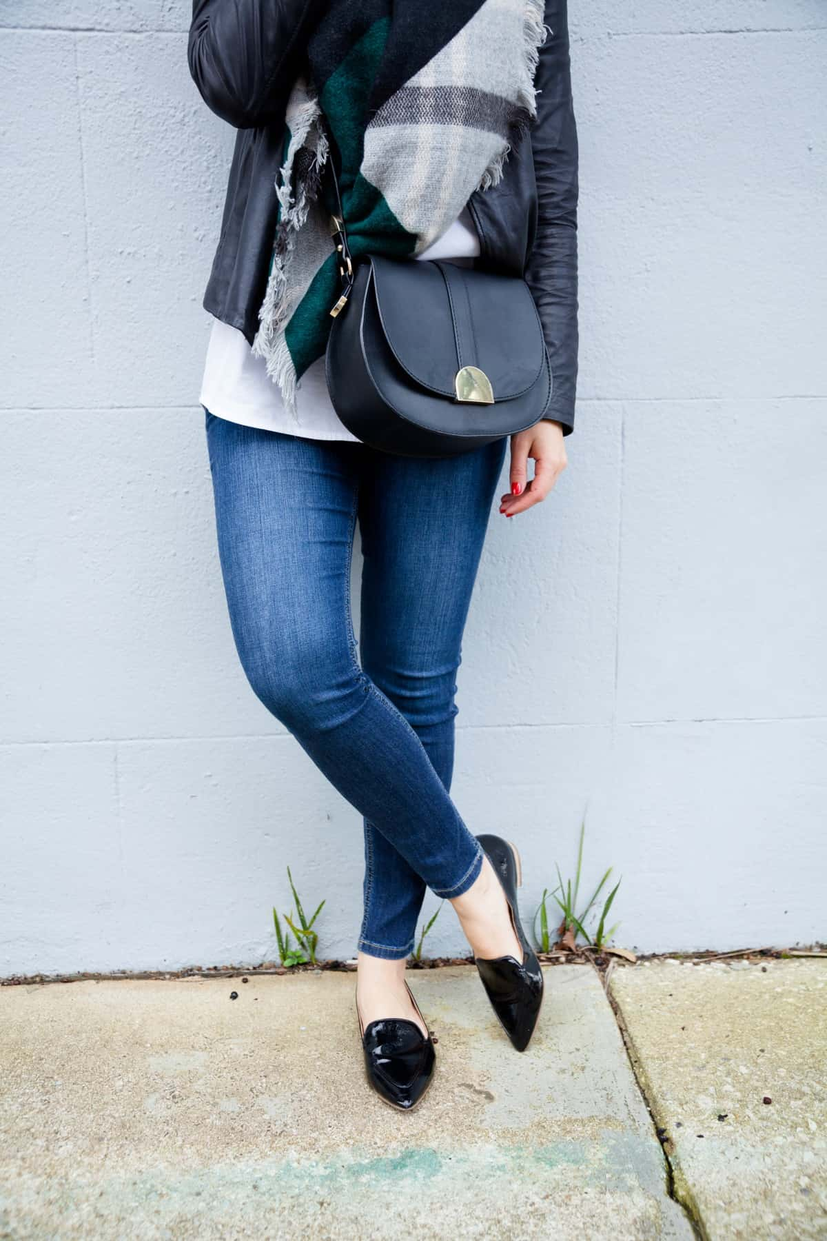 loafers and skinny jeans - @mystylevita - 1