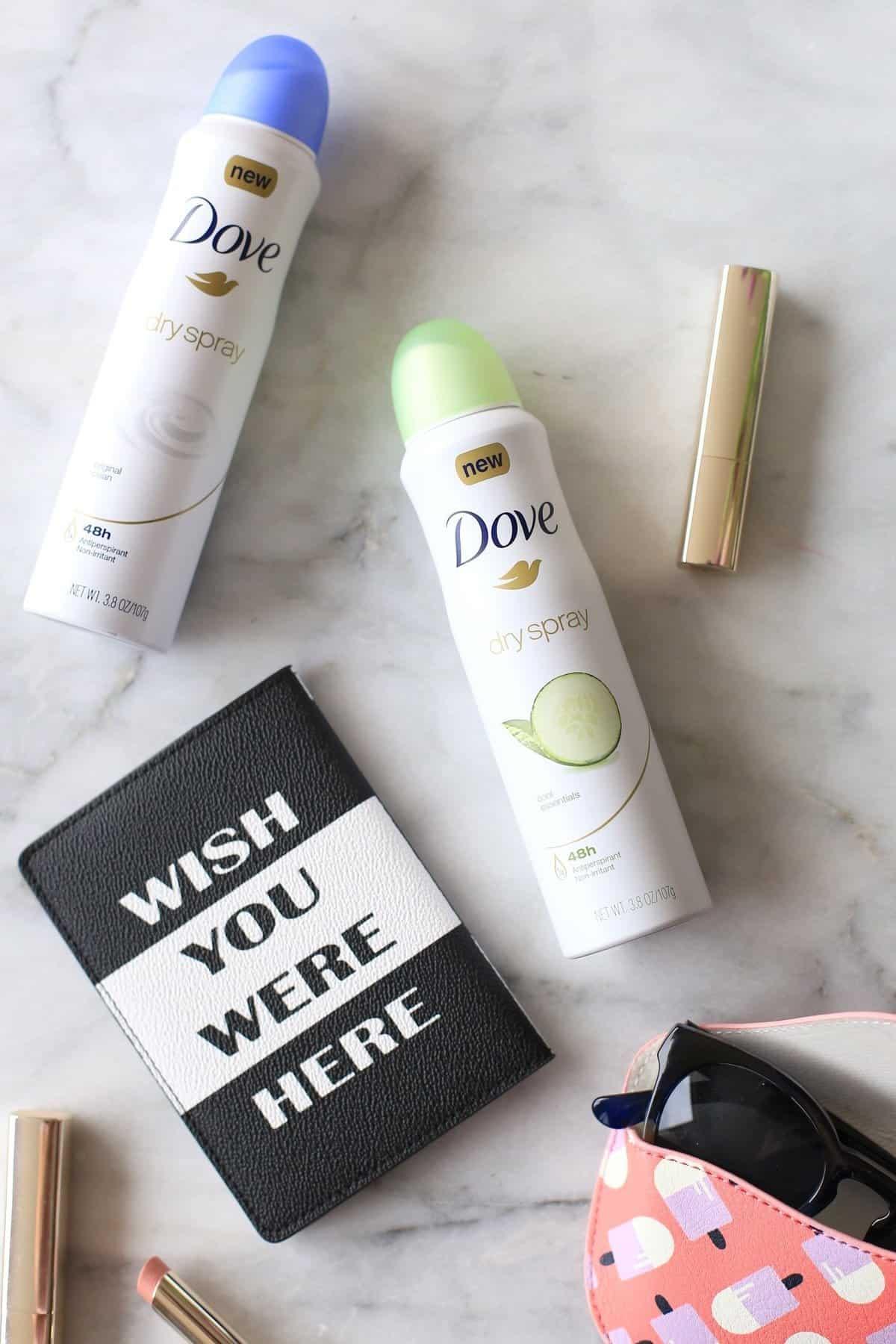 Dove Spray - @mystylevita