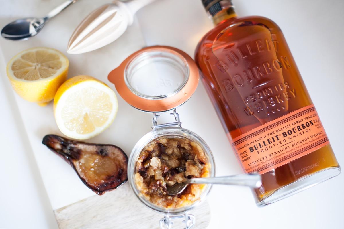 maple bourobn pear martini recipe - @mystylevita