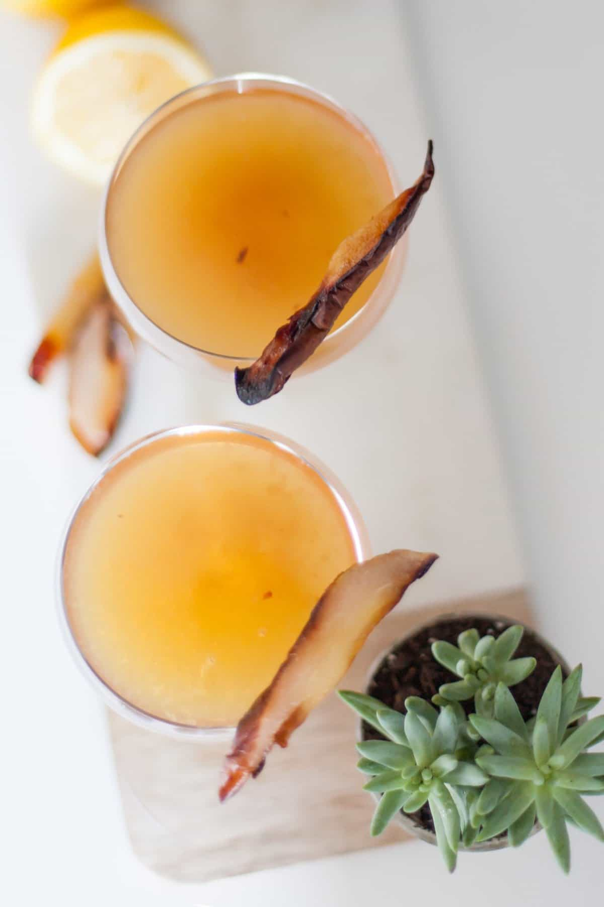 maple bourobn pear martini recipe - @mystylevita