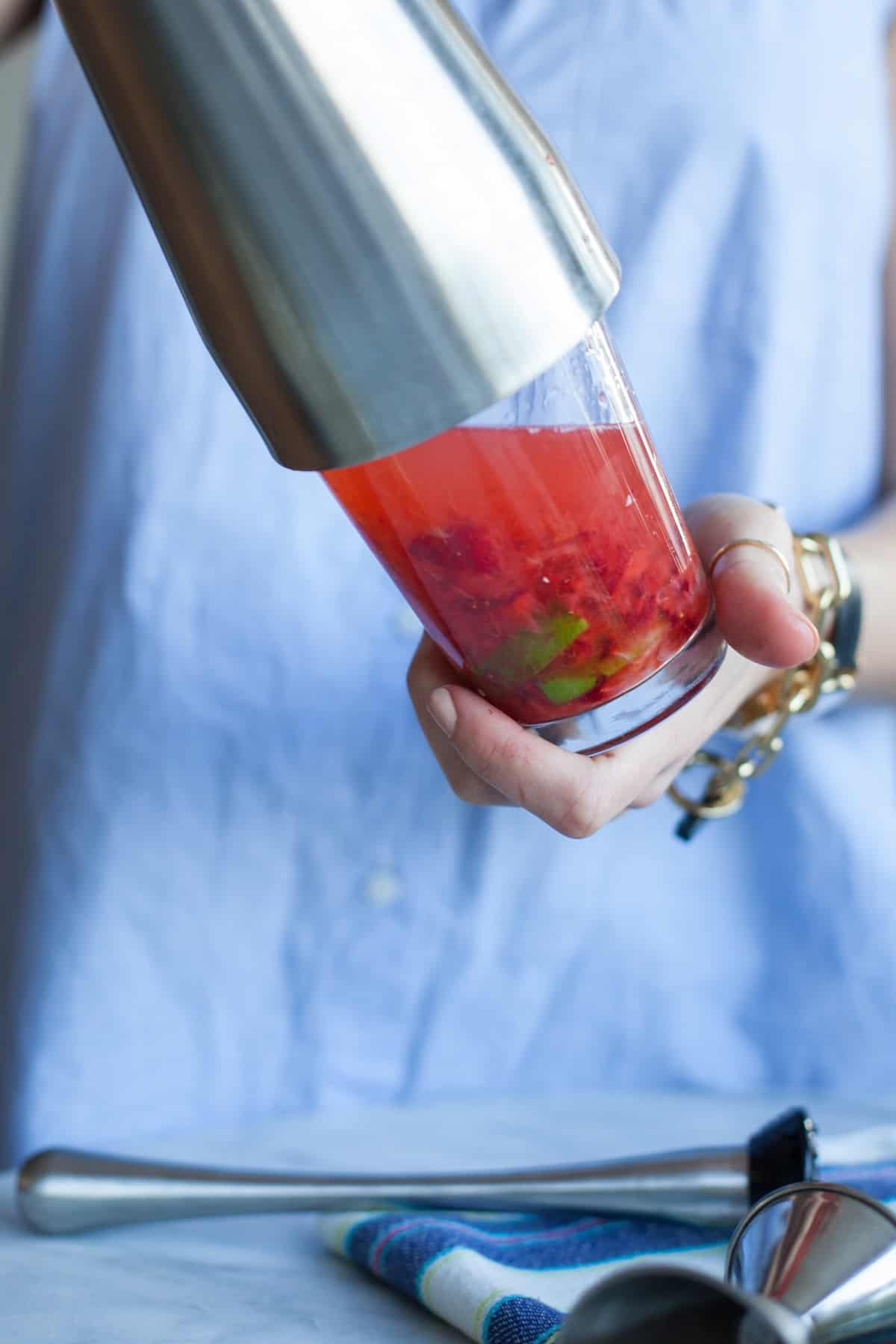 strawberry margarita recipe - @mystylevita
