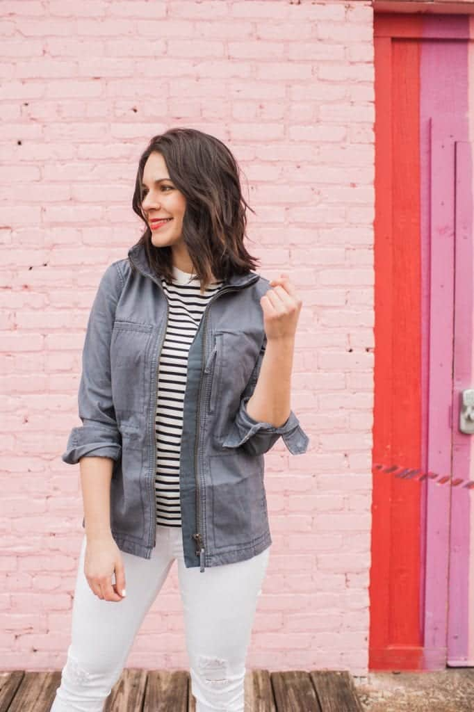 a3ea616f5c0c The Best Spring Jacket