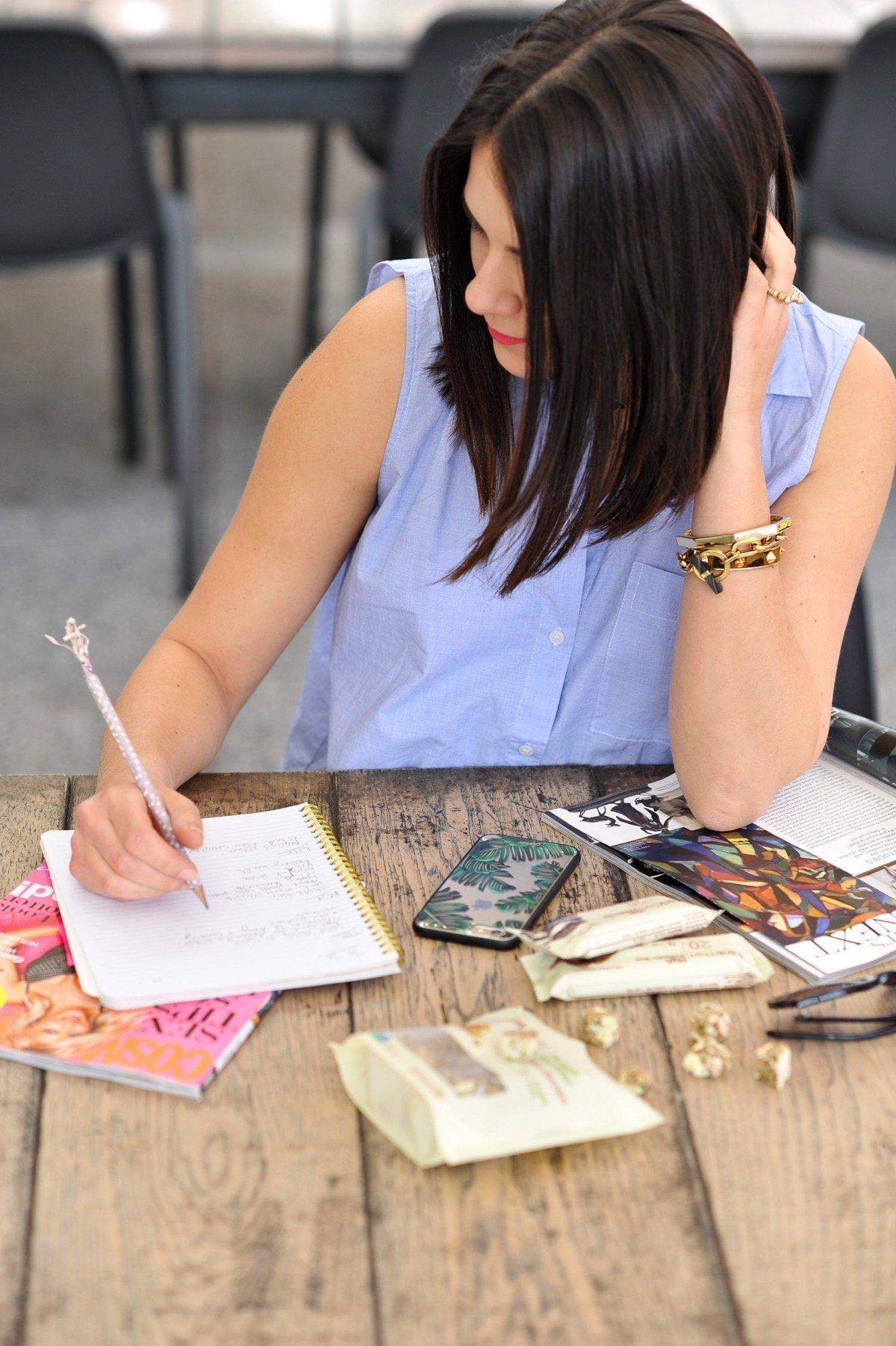 thinkthin bars - blogger tips - @mystylevita - 1