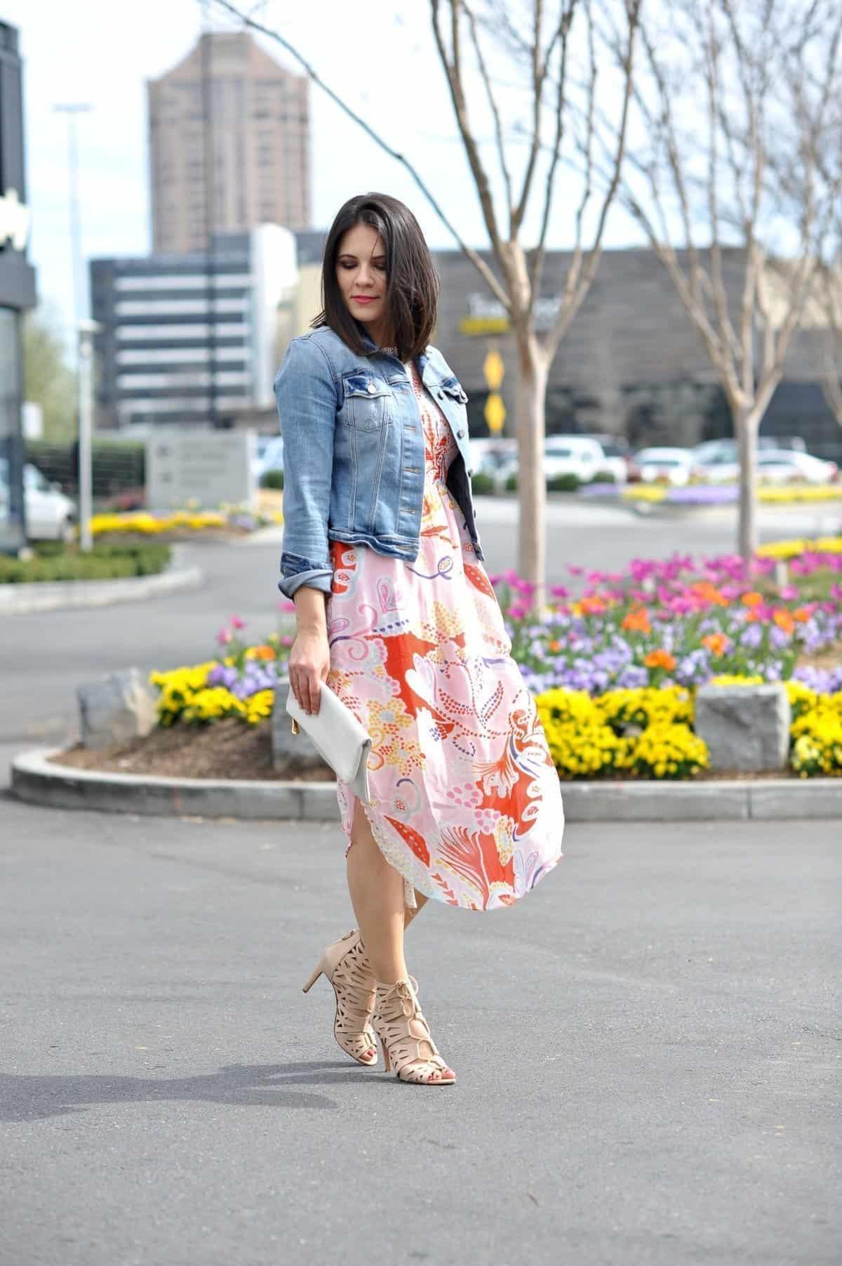 Banjanan Cochella Dress - printed floral dress for summer - My Style Vita - @mystylevita - 3