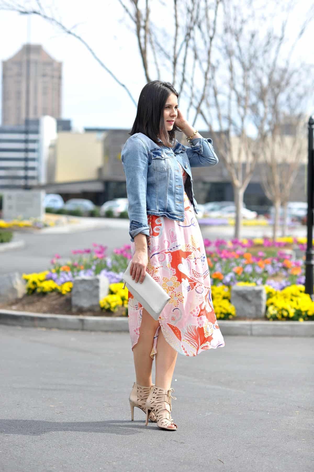 Banjanan Cochella Dress - printed floral dress for summer - My Style Vita - @mystylevita - 4